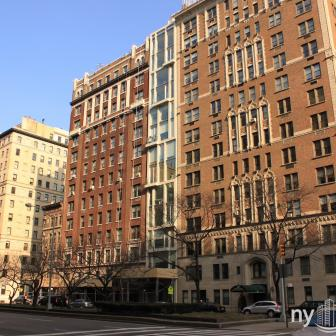949 Park Avenue Glass/limestone Façade