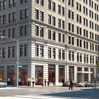 101 Leonard Street Neo-classical Condos