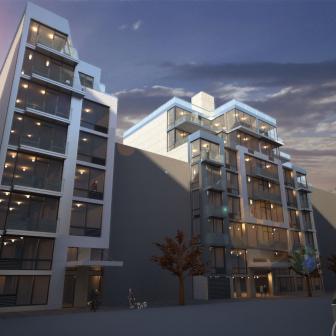 117 West 123rd Street Loft-style Condominiums