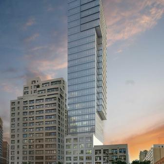 1355 1st Avenue - Futuristic Tower