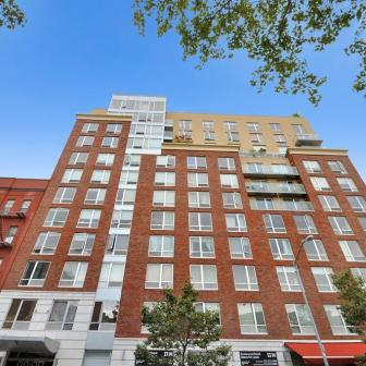 2280 Frederick Douglass Boulevard Luxury Units in Harlem