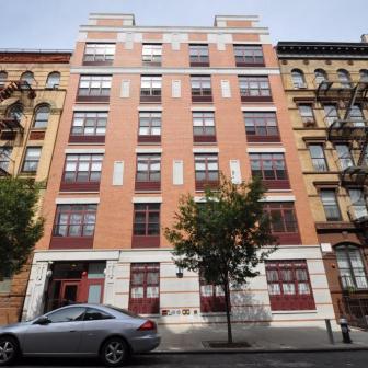 237 West 115th Street1 Condominium in Harlem