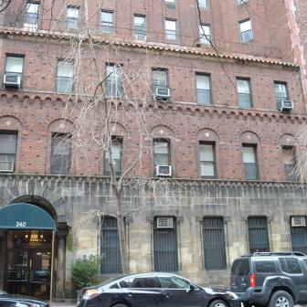 340 West 55th Street Co-op