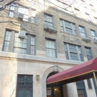 341 Amsterdam Avenue Rental