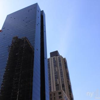 One Sutton Place North 420 East 61st St Black Glass Tower