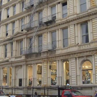 54 Bond Street Pre-war Architecture