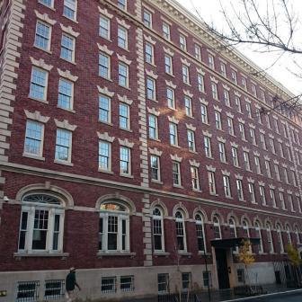 607 Hudson Street Located in Manhattan's West Village
