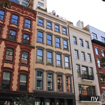 Artisan Lofts 143 Reade Street Condominium