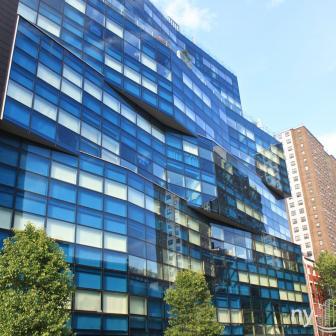 Chelsea Modern 447 West 18th Street Glass Facade