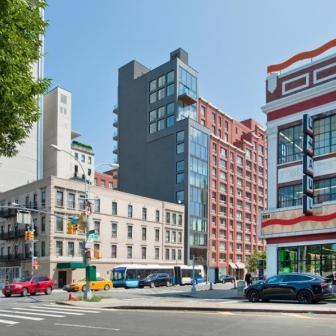 Chelsea Waterside Residences 559 West 23rd Street