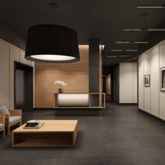 Apartments for rent at Frontier in Manhattan - Lobby