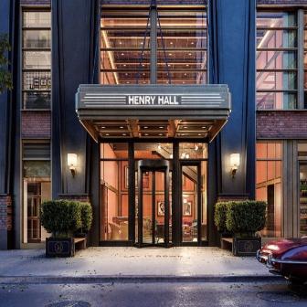 Henry Hall - 515 West 38th Street - luxury rentals