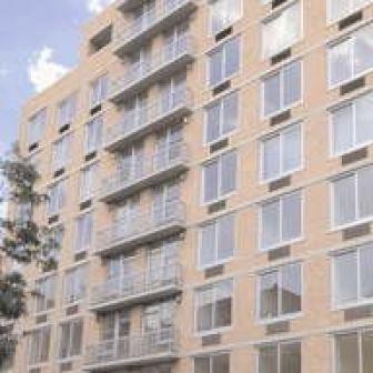 Ivy Condominium Facade