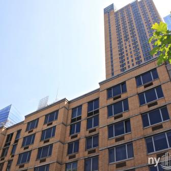 Ivy Tower 350 West 43rd Street Building