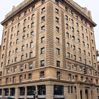 La Rochelle 57 West 75th Street Apartment Building