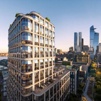 Lantern House 515 West 18th Street Luxury condominiums