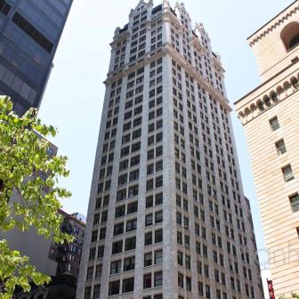 Liberty Tower - 55 Liberty Street - Building