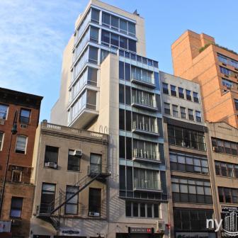 Loft 14 135 West 14th Street Condominium