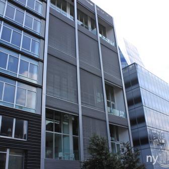 Metal Shutter Houses Building