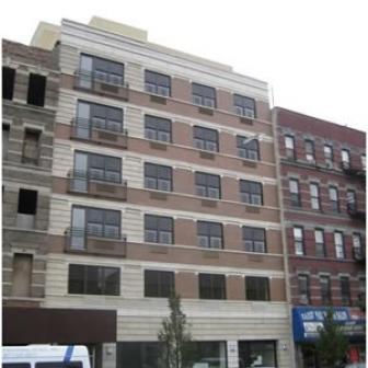 Odell Clark Place Condominiums I Facade