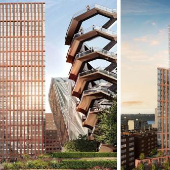 One Hudson Yards - 530 West 30th Street - neighborhood