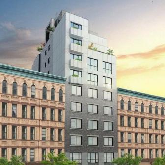 Parc Standard NYC Condominium Building