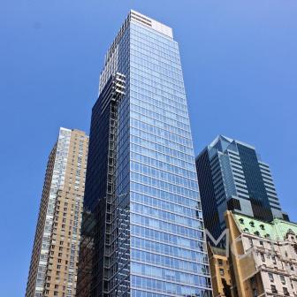 Platinum 247 West 46th Street in Midtown Manhattan