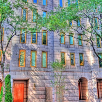 Solow Townhouses NYC Building