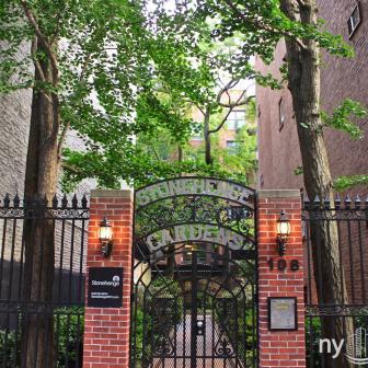 Stonehenge Gardens 108 West 15th Street NYC