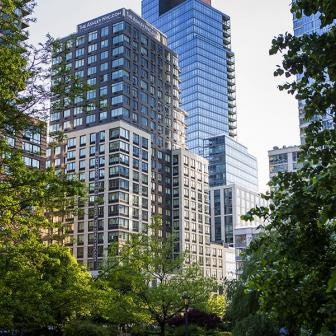 The Ashley 400 West 63rd Street Luxury Apartments