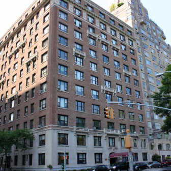 The Brookford 315 Central Park West
