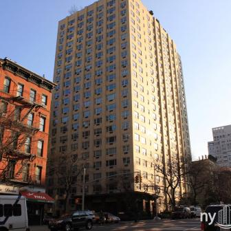The Cambridge 500 East 85th Street luxury apartments