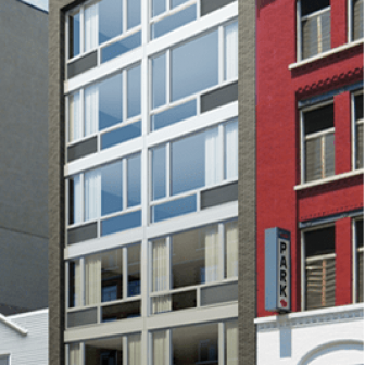 The Capstone 461 West 150th Street Green Design
