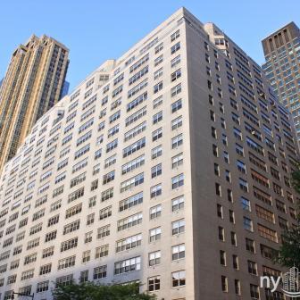 The Ellington 260 West 52nd Street Building