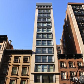 The Emory 27 West 19th Street Condos in Chelsea