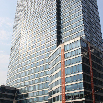 The Helena 601 West 57th Street Glass-clad Architecture