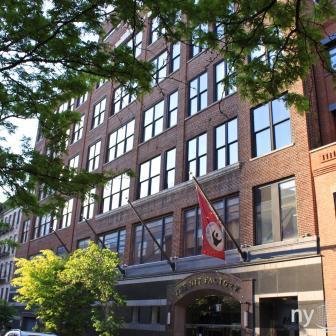 The Hit Factory Condominium Building