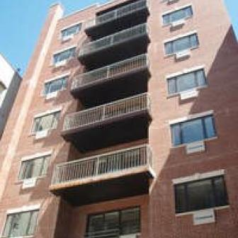 The Hudson View Condominium in Washington Heights