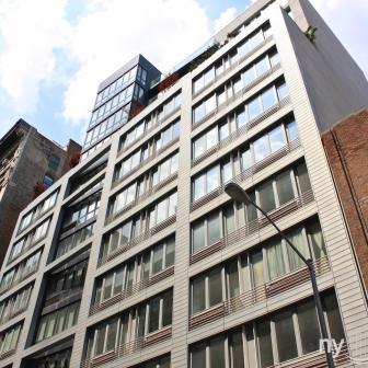 The Indigo 125 West 21st Street Condominium in Chelsea