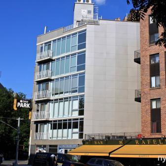 The Luminary 41 7th Avenue South in Greenwich Village