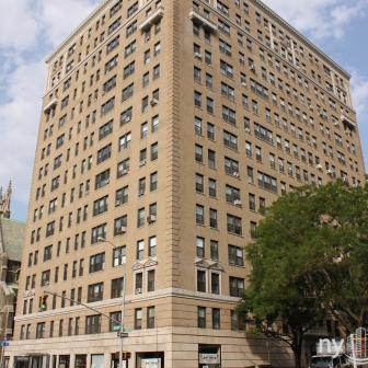 The Mirabeau 165 West 91st Street Liimestone Building