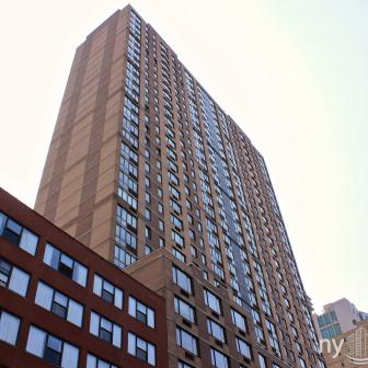 The New Gotham 520 West 43rd Street Building