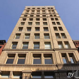 The New Museum Building 158 Mercer Street Condominium