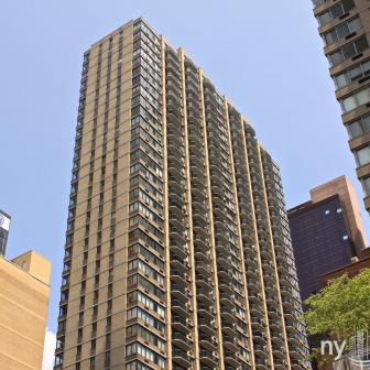 The Ritz Plaza 235 West 48th Street Developed by Stonehenge Properties