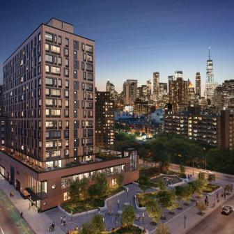 The Rollins 145 Clinton Street - luxury rentals