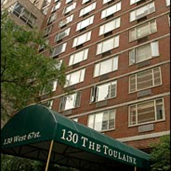 The Toulaine 130 West 67th Street