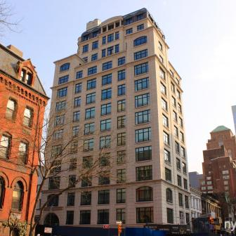 The Touraine 132 East 65th St Upper East Side Apartments