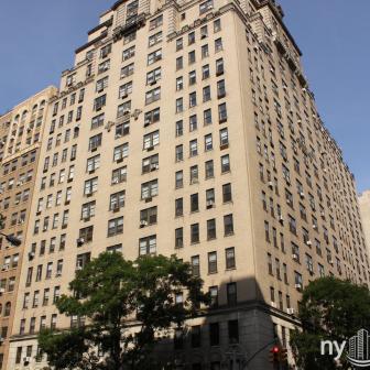 The Windermere 666 West End Avenue Rental Building