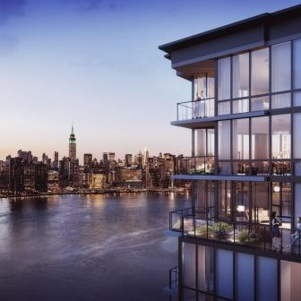 Apartments for sale at The Greenpoint in East Village