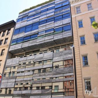 V33 33 Vestry Street New Landmark Condominium